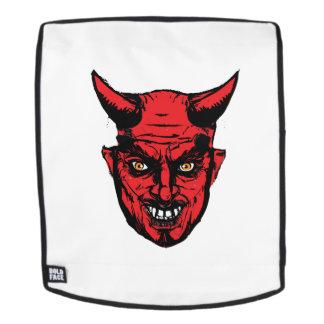 Mochila Regalo del diablo del horror de Halloween