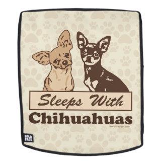 Mochila Sueños con las chihuahuas