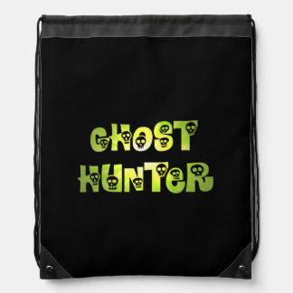 Mochila verde del cazador del fantasma de los crán