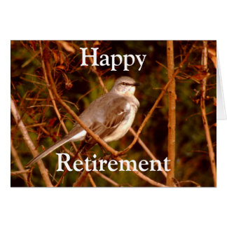 Mockingbird Tarjeta De Felicitación