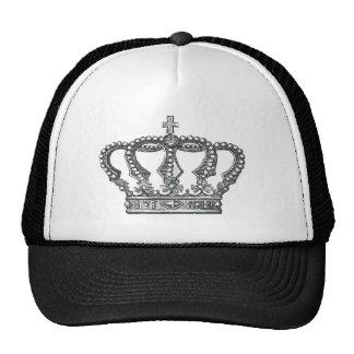 Moda de la corona gorras