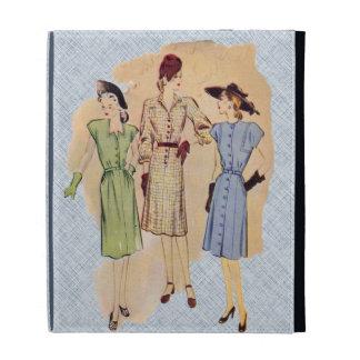 Moda de los años 40 del vintage