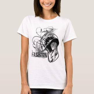 Moda del Victorian Camiseta