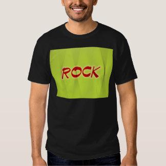 Moda fluorescente verde del estilo del diseño de camiseta