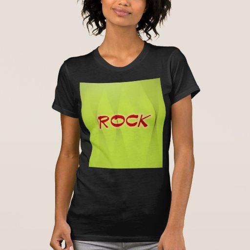 Moda fluorescente verde del estilo del diseño de l camisetas