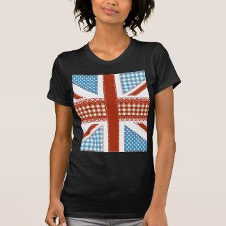 moda lamentable, bandera británica, remiendo, camisetas