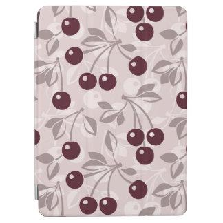 Modele con las cerezas 2 cubierta de iPad air