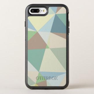Modelo abstracto de las formas geométricas funda OtterBox symmetry para iPhone 8 plus/7 plus