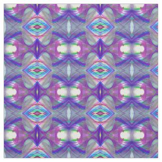 modelo abstracto del fractal tela