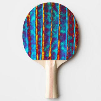 Modelo abstracto muy único pala de ping pong
