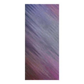 Modelo abstracto púrpura plateado diagonal lona personalizada