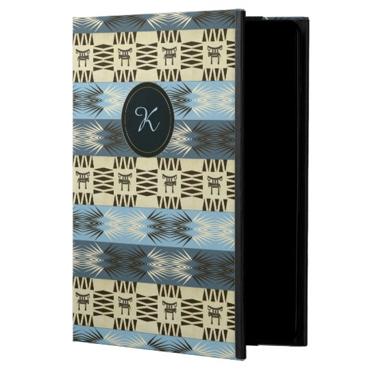 modelo africano tribal étnico funda para iPad air