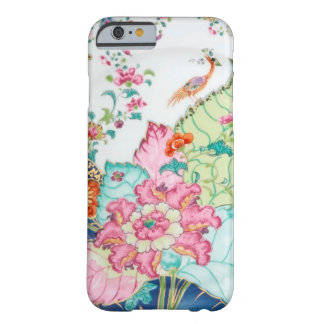 Modelo antiguo del pájaro de la porcelana de China Funda De iPhone 6 Barely There