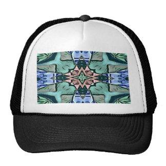 Modelo artístico del trullo del melocotón moderno gorras
