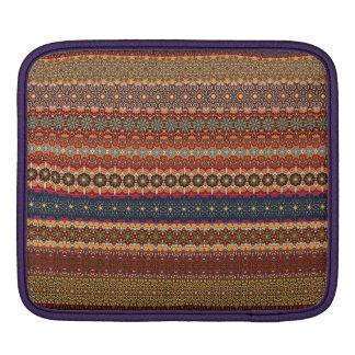 Modelo azteca tribal del vintage funda para iPad