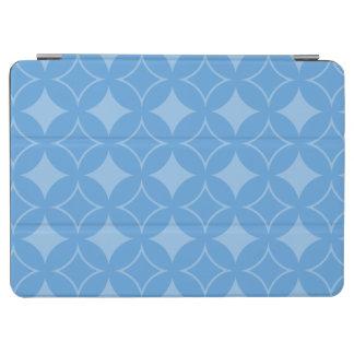 Modelo azul astuto del shippo cubierta de iPad air