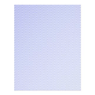 Modelo azul claro del galón folleto 21,6 x 28 cm