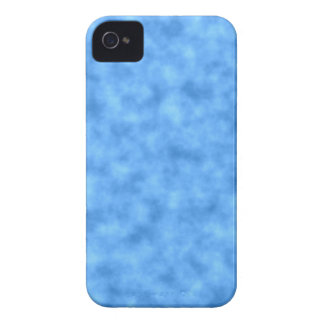 Modelo azul Case-Mate iPhone 4 funda