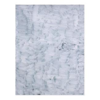 modelo blanco abstracto mínimo de la textura de la postal