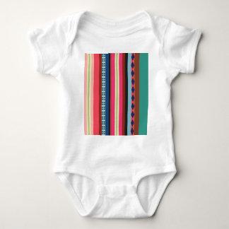 Modelo boliviano body para bebé