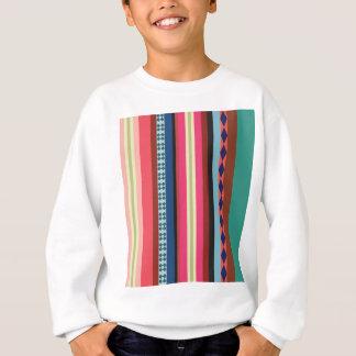 Modelo boliviano sudadera