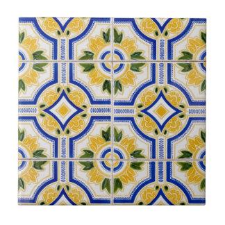 Modelo brillante de la teja, Portugal Azulejo De Cerámica