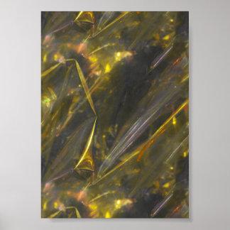 Modelo brillante de la textura de los dobleces del impresiones