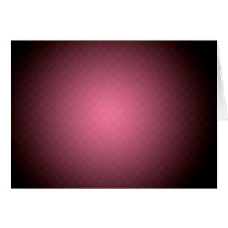 Modelo color de rosa (paisaje) tarjeta de felicitación