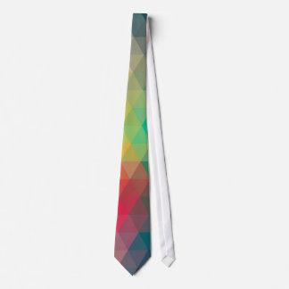 Modelo colorido de moda fresco impresionante de corbatas