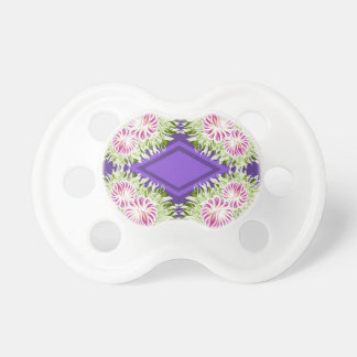 Modelo completo del flor chupete