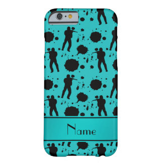 Modelo conocido personalizado de Paintball de la Funda Para iPhone 6 Barely There