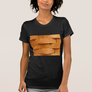 Modelo de armadura de cesta camiseta