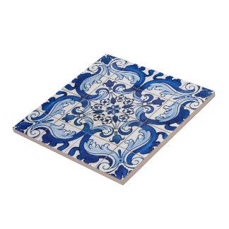 Modelo de Azulejo del portugués
