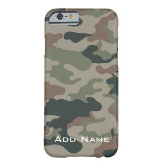 Modelo de Camo para los cazadores o militares con Funda Para iPhone 6 Barely There