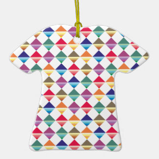 Modelo de cuadrados triángulos pattern squares tri