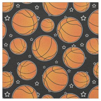 Modelo de estrella del baloncesto telas