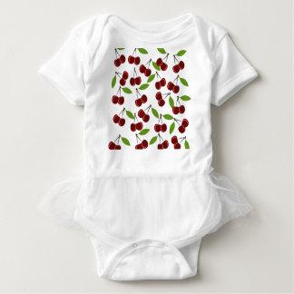 Modelo de la cereza body para bebé
