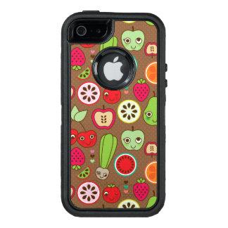 Modelo de la cocina de la fruta funda otterbox para iPhone 5/5s/SE