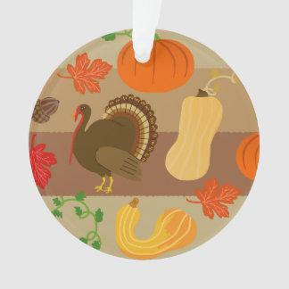 Modelo de la cosecha del otoño de la calabaza de