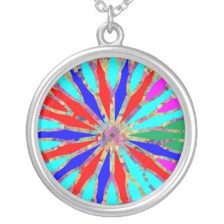 Modelo de la energía del arco iris colgante redondo