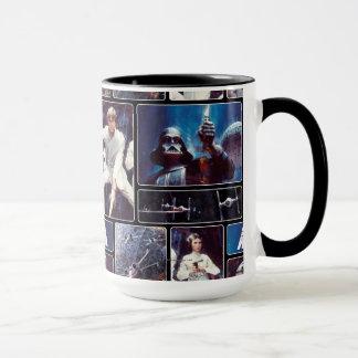Modelo de la foto de las Guerras de las Galaxias Taza