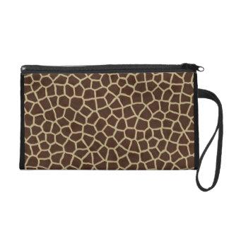 Modelo de la jirafa bolso de fiesta