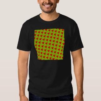 Modelo de la sandía camisas
