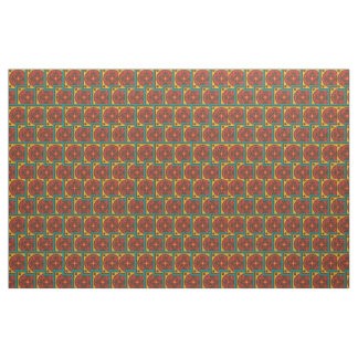 Modelo de la tapicería telas