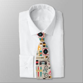 Modelo de las cosas del inconformista de corbata