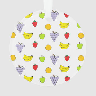 Modelo de las frutas