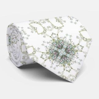 Modelo de las nomeolvides corbatas
