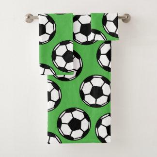 Modelo de los balones de fútbol