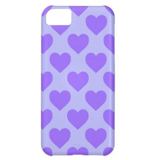 Modelo de los corazones púrpuras