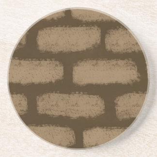 Modelo de los ladrillos de Brown Posavasos
